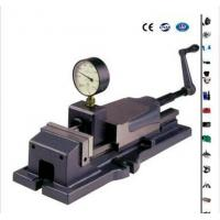 Buy cheap HP-5V hydraulic milling machine vise from wholesalers
