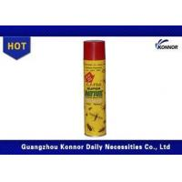 China Professional Kill Pest Products Cockroach Fly Spray Insecticide ISO Certification on sale