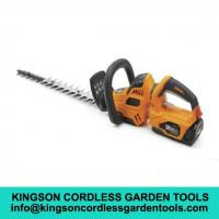 Wholesale KS-1618 58V cordless hedge trimmer from china suppliers