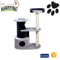 Buy cheap Huzhou Factory Funny Cat Condo Cat Scratcher House For Cat from wholesalers