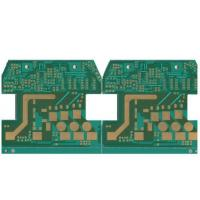 China CEM-1 1Layer Green Immersion gold PCB 1OZ 1.2MM wholesale