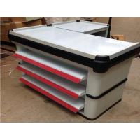China Luxury checkout cash counter with drawer wholesale