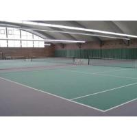 China Acrylic tennis court wholesale