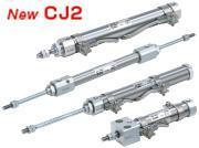 China SMC Standard Air Cylinders (Round Type) wholesale