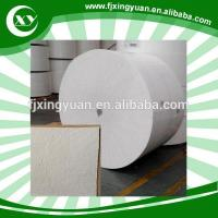 Fluff pulp for adult diaper raw material