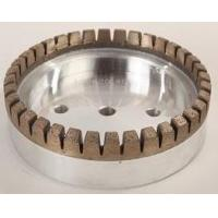 China Straight edge machine full teeth diamond wheel wholesale