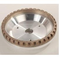 China Beveling outer teeth diamond wheel wholesale