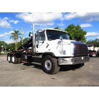 China USED 2017 FREIGHTLINER 114SD ROLL-OFF GARBAGE TRUCK FOR SALE IN GLENMOORE, PA wholesale