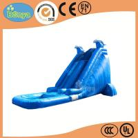 China High quality inflatable games giant inflatable slide for sale wholesale