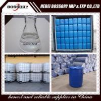 China Acetic Acid Glacial 98% for Dyeing wholesale
