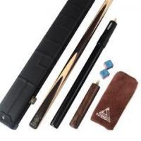 China CUESOUL D414 Deluxe Package of Handcraft 57inch one piece Snooker Cue wholesale