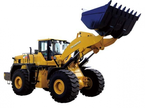 Quality SHANTUI 8T Wheel Loader Bucket SL80W With A Best Price For Sale for sale
