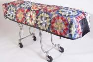 China Premium Patterned Cot Covers on sale