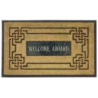 China Nautical Welcome Door Mats on sale