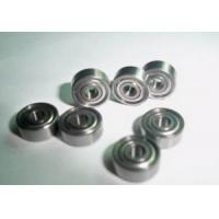 China china High Quality and High Precision Mini Deep Groove Ball Bearing 618/2 wholesale