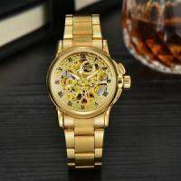 China stainless steel bands gold plated girl stylish wrist watch on sale