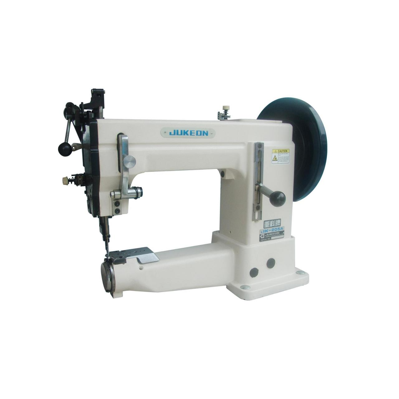 China Single-needle presser up and down feeding cylindrical bed sewing machine (extra heavy materials) wholesale