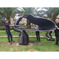 China Outer Garden Sculpture Bronze Material For Holiday Decoration wholesale