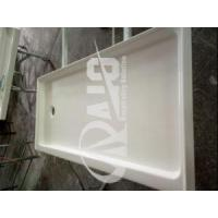 Wholesale China Hot Selling Cultured Marble Shower Pan 60''x30'' from china suppliers