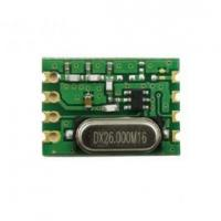 Buy cheap RFM110W /RFM117W HopeRF CMT series 240MHz to 960 MHz single-chip OOK transmitter from wholesalers
