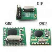 Buy cheap RFM12B 433MHz /868MHz /915MHz HopeRF Transceiver RF Module from wholesalers