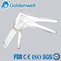 China Sterile Plastic Vaginal Speculum Hook Button Type wholesale