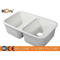 China Discount Stainless Integral Utility Undermount Kitchen Vessel Sinks wholesale