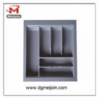 China Plastic Cutlery Tray Inserts for 450mm Cabinet MJ-450-3 on sale