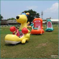 China Water Mechanical Inflatable Car FLCB-A30001 wholesale