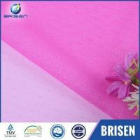 China wholesale morden special Pink Tulle Table Skirt wholesale