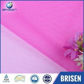 China wholesale morden special Pink Tulle Table Skirt