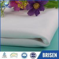 China Waterproof Spandex White Swimwear Fabrics Uk wholesale