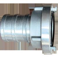 Buy cheap Aluminum Coupling, Long Tail from wholesalers