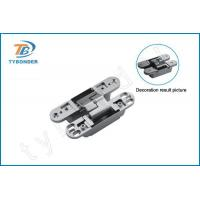 China 3D adjustable concealed hinge TBD055(left hand) - TBD056(right hand) wholesale