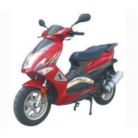 China Best Popular 125CC Red Motor Scooter For Adults wholesale