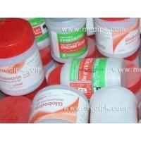 China Globodrin Ephedrine HCL B.P 30mg by Lahore Pakistan 1000 Tablets / Tub wholesale