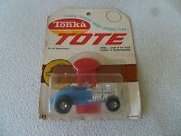 China New On Card Tonka Tote Double Deuce No 181 Carded Vintage Car Rare Diecast Noc on sale