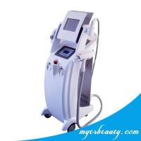 China Vertical beauty ipl shr hair removal machine HY081 wholesale