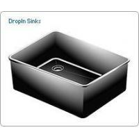 China Epoxy Resin Drop-In Sinks $77.84 wholesale