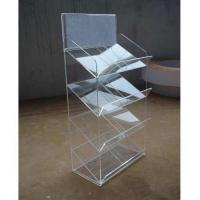 Wholesale Clear acrylic display trays from china suppliers
