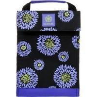 China Gaiam Snack Sack Lunch Tote - Dusk Purple Fireworks wholesale