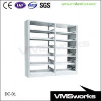 China Full Steel School Furniture Library Book Shelves wholesale