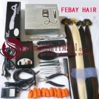 China 2011 MEW High quality COLD FUSION HAIR KERATIN KIT without hair extension wholesale