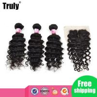 China Hot selling curly hair weave with color wholesale