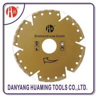 Wholesale HM33 Vacuum Brazed Diamond Blades from china suppliers