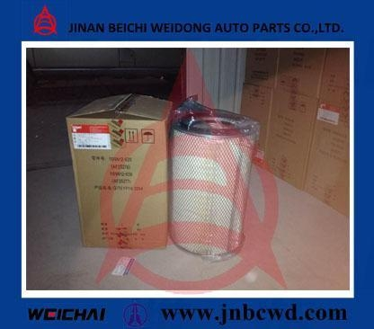 China BeiBen Chassis Parts Air Filter Element