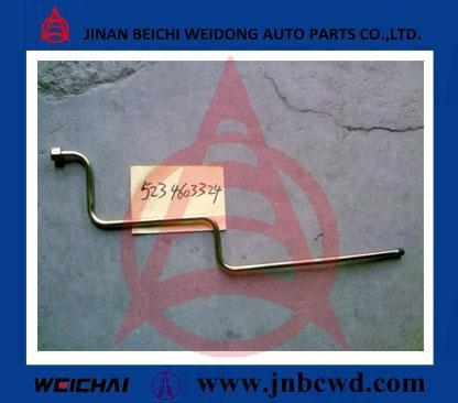 China BeiBen Chassis Parts Air Compressor Iron Pipe