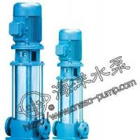 Wholesale Split GDL vertical pipeline multi-stage centrifugal pump from china suppliers