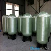 China Water Purifier FRP Pressure Tank /Water Softener FRP Tank - copy wholesale