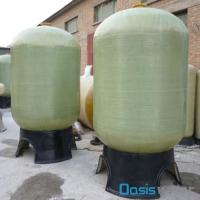 China FRP Tank for RO Water Treatment Equipment/ Water Purification System wholesale